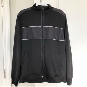 Greg Norman for Tasso Ella Black Jacket Size L